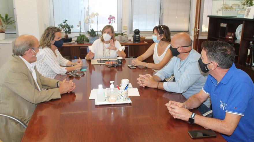 Benicàssim lanza una campaña de sensibilización junto a hosteleros y comerciantes contra el covid