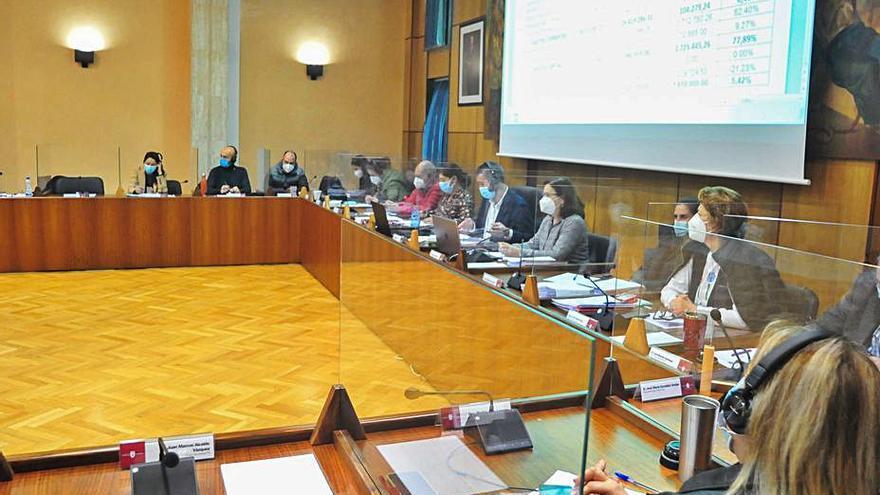 El pleno de Vilagarcía rechaza la única alegación presentada a los presupuestos