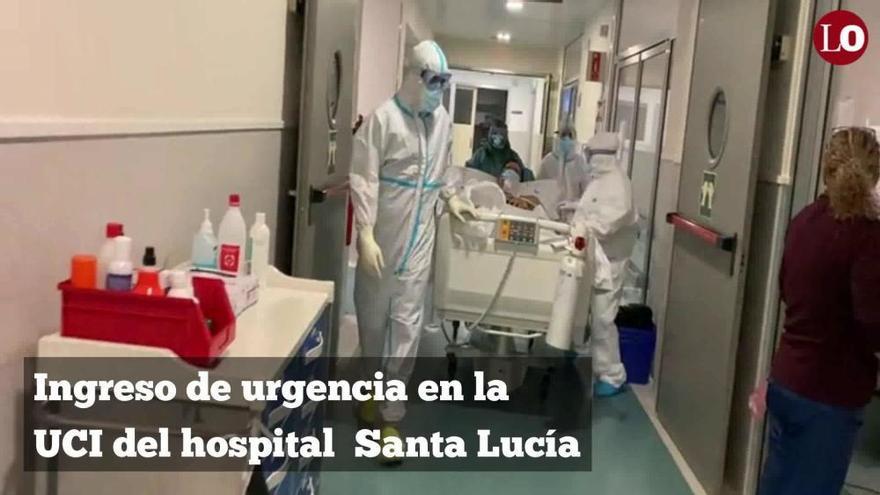 Catorce centros de salud de Cartagena se encuentran en nivel rojo