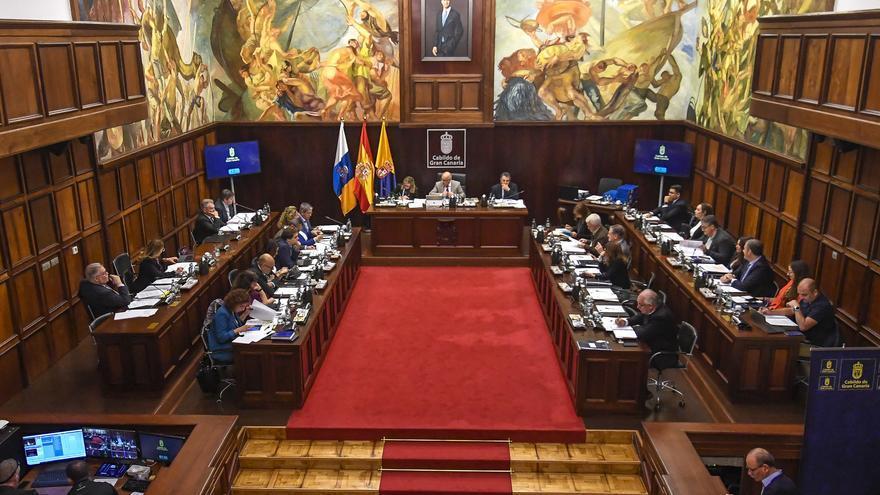 El Cabildo dedicará 58.000 euros brutos anuales a cuatro nuevos altos cargos