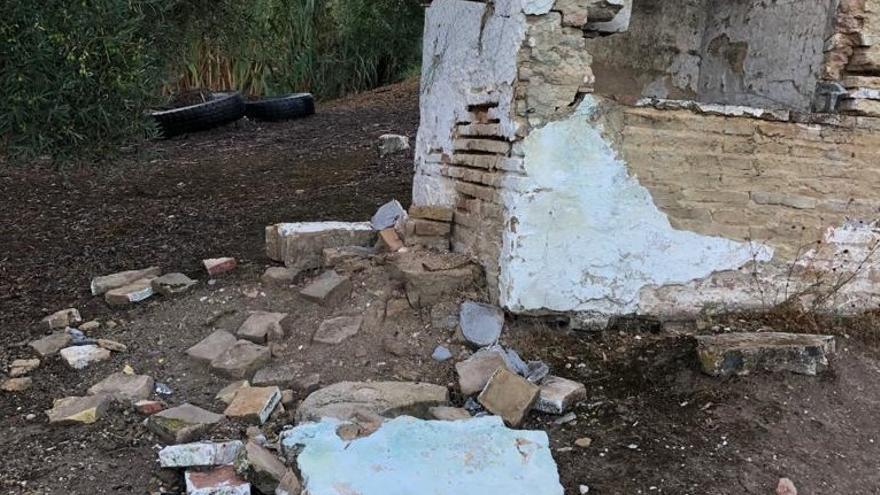Denuncian un «expolio» en la antigua casa de Las Atanasias de Montilla