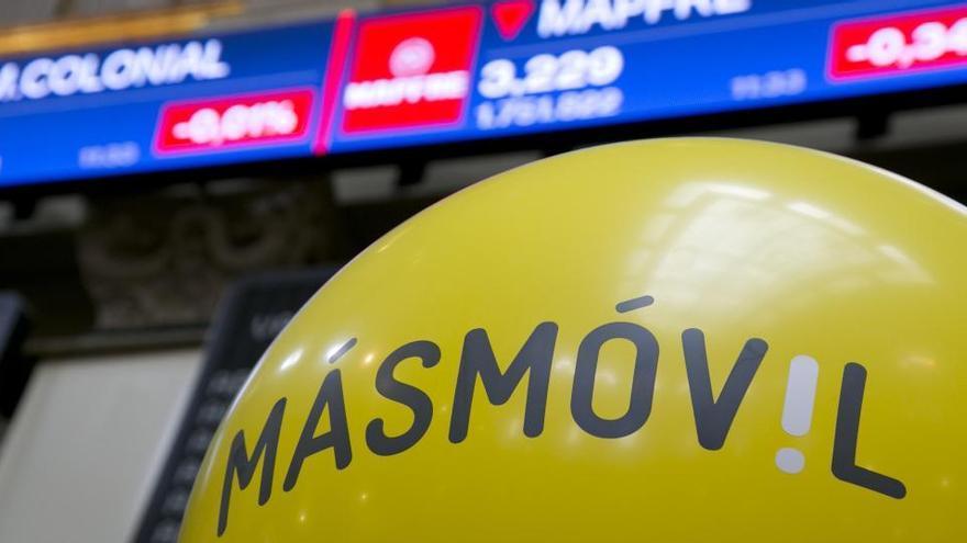 MásMóvil abandona el Ibex 35 tras la OPA de tres fondos