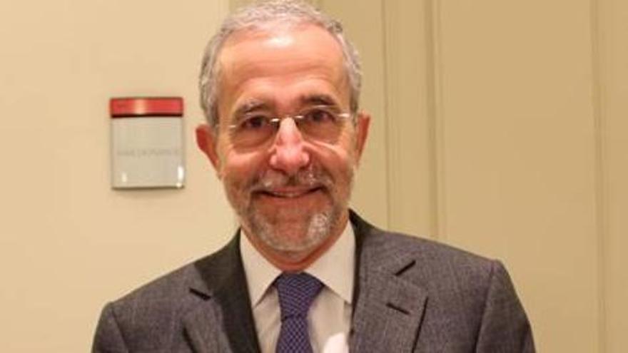 Carlos Gómez, nuevo presidente del Tribunal Superior de Baleares