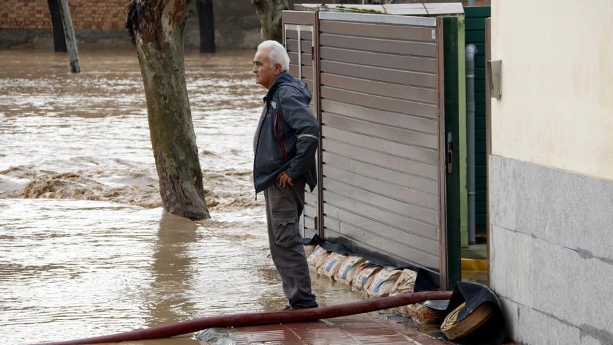 El consorci de compensacions ha començat a gestionar 1.700 sinistres pel Gloria