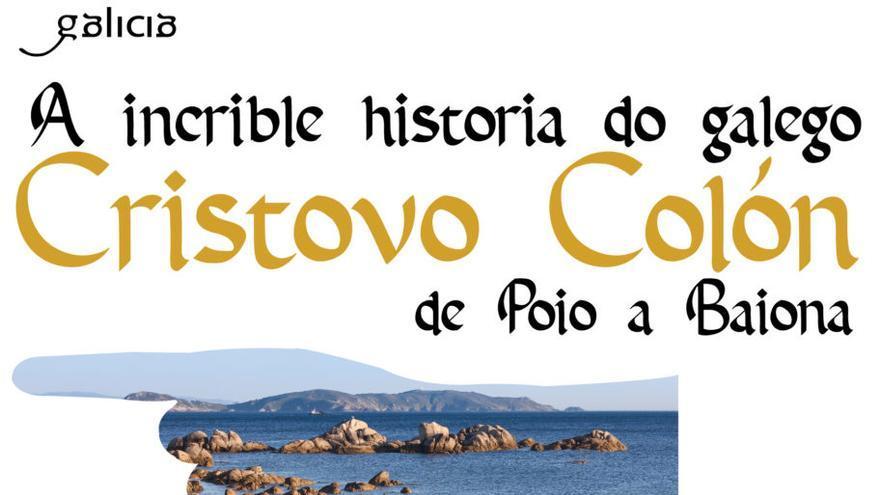 A increíble historia do Galego Cristovo Colón de Poio a Baiona (Online)