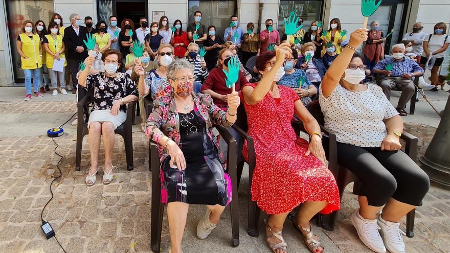 Elda se suma a los actos del Día Mundial del Alzheimer