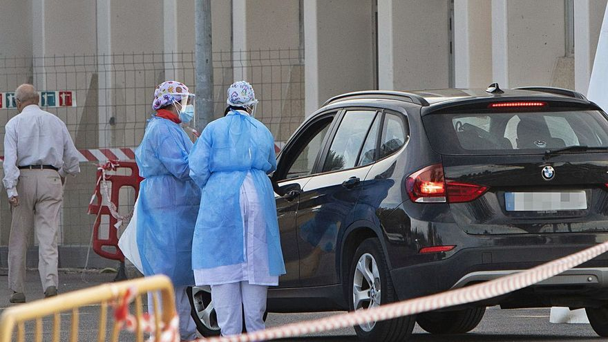 76 sanitarios del hospital de Sagunt contagiados y 27 en cuarentena