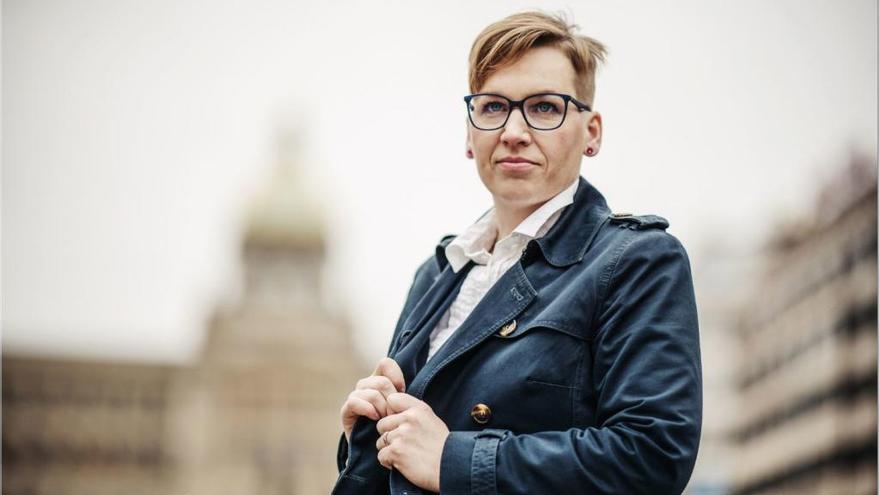Viktorie Hanisová: «Pots aprendre a conviure amb un trauma infantil però patiràs tota la resta de la vida»