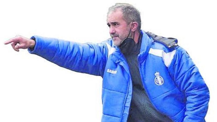 Chiqui de Paz sustituye a Luis Rueda como entrenador del Avilés