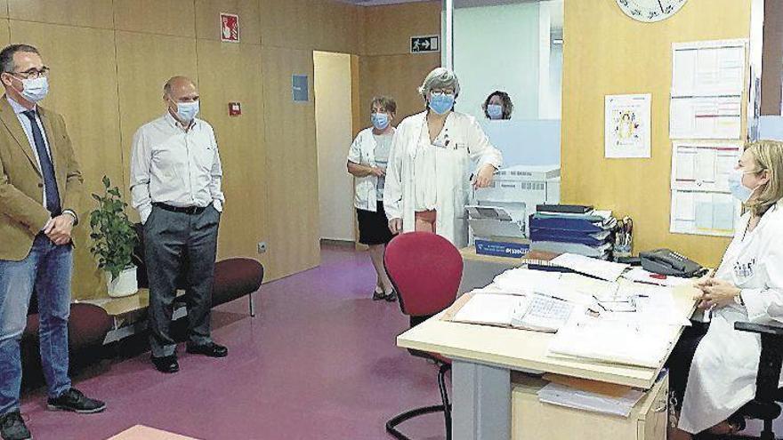 Apoyo al Hospital de Cangas del Narcea