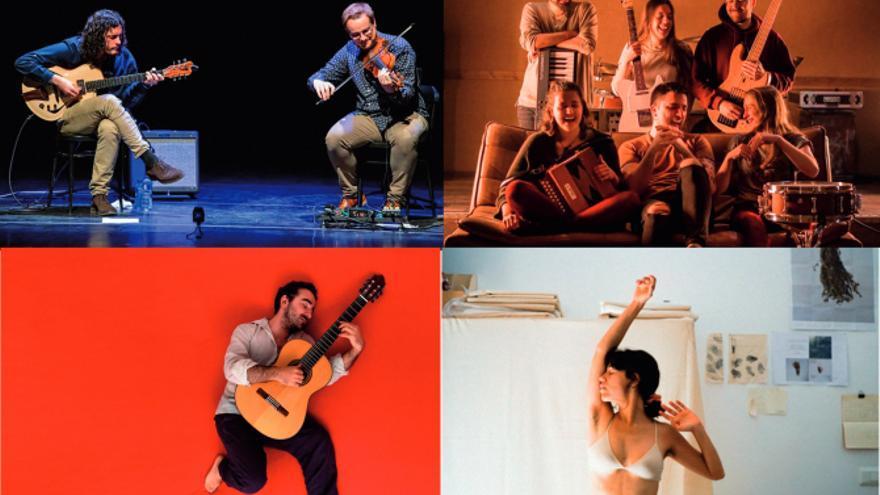 Diode, Mar Grimalt, Joan Peiró Aznar i La Troupe competiran en el 14è Concurs Sons de la Mediterrània