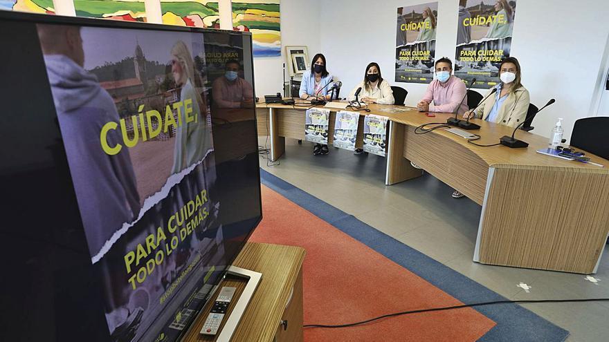 Gozón lanza una campaña para concienciar a los jóvenes de los riesgos de hacer botellones