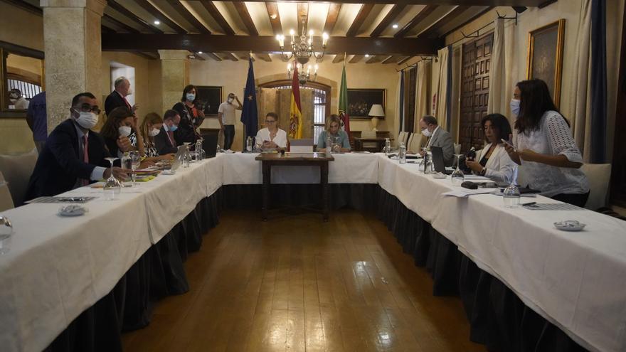España y Portugal se comprometen en Zamora a fomentar la economía de La Raya