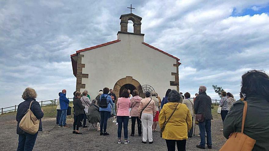 Gaitas sin romería para festejar San Antonio en Candás