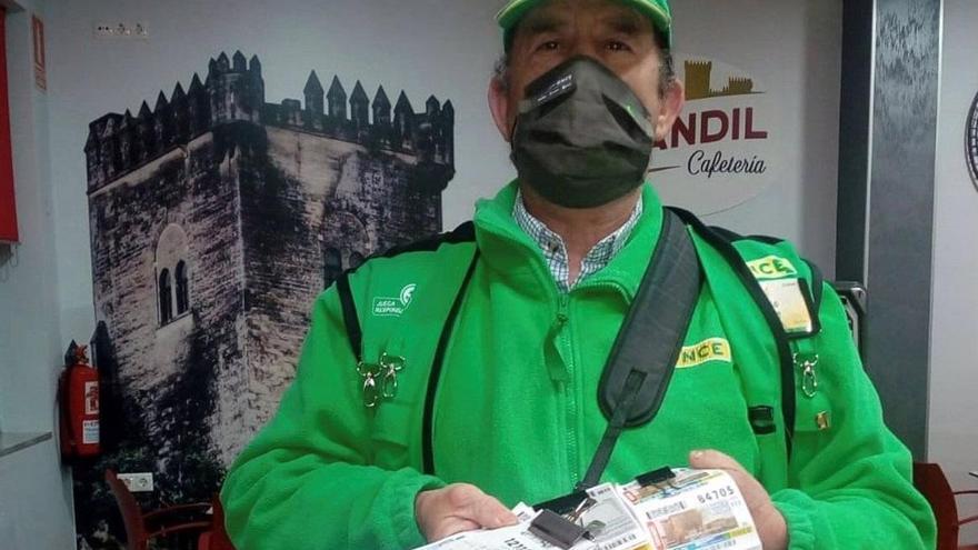 La ONCE reparte más de un millón de euros entre 31 vecinos de Almodóvar del Río