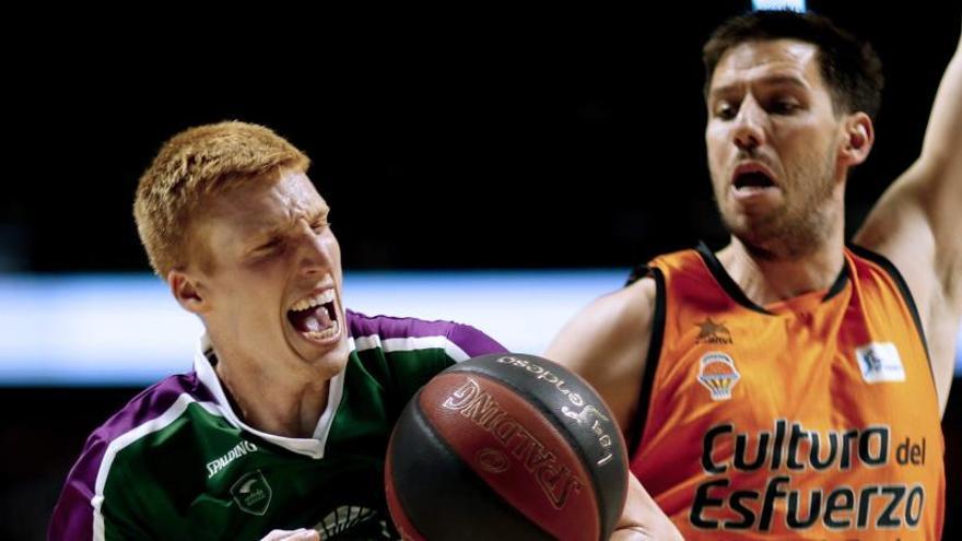 El Valencia Basket fuerza el desempate