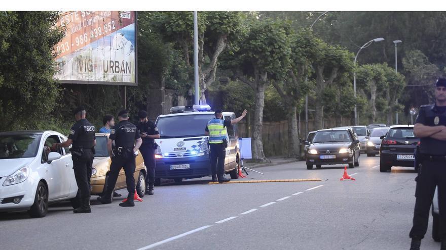 "Vigo invierte 30.000 euros para ""retirar"" de las calles a conductores drogados"