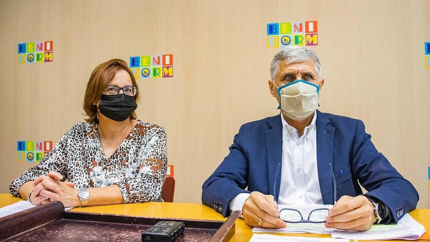 Cs solicita extremar las medidas de protección de las personas mayores y cuidadores en Benidorm