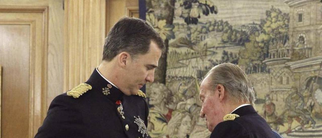 Fotogalería de la proclamación de Felipe VI