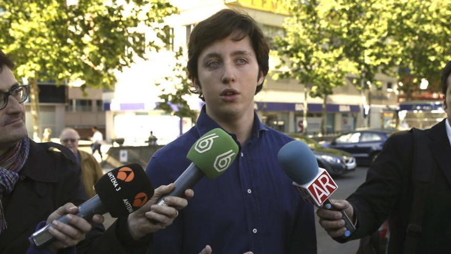 La Fiscalía recurre la absolución del 'pequeño Nicolás' por calumnias