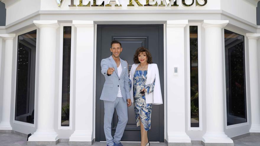Villa Remus abre sus puertas en Son Vida a los famosos