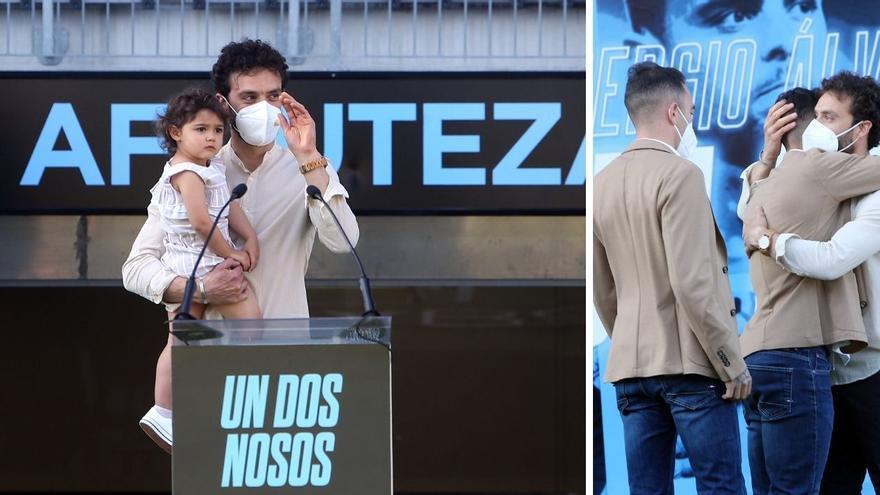 Sergio Álvarez anuncia su adiós al fútbol