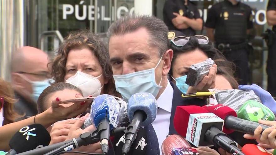 """José Manuel Franco: """"Siempre he intentado trabajar respetando la ley"""""""