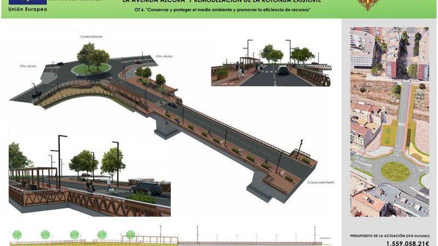 El nuevo puente sobre el río Seco costará 1,5 millones