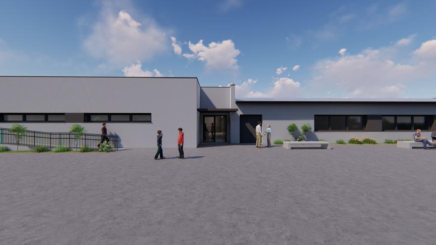 El Sanatorio Marítimo se reformará con un nuevo local y el derribo de zonas sin uso