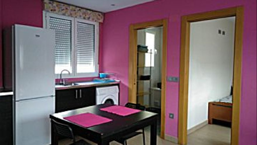 550 € Alquiler de piso en L'Arena (Gijón) 45 m2, 2 habitaciones, 1 baño, 12 €/m2...