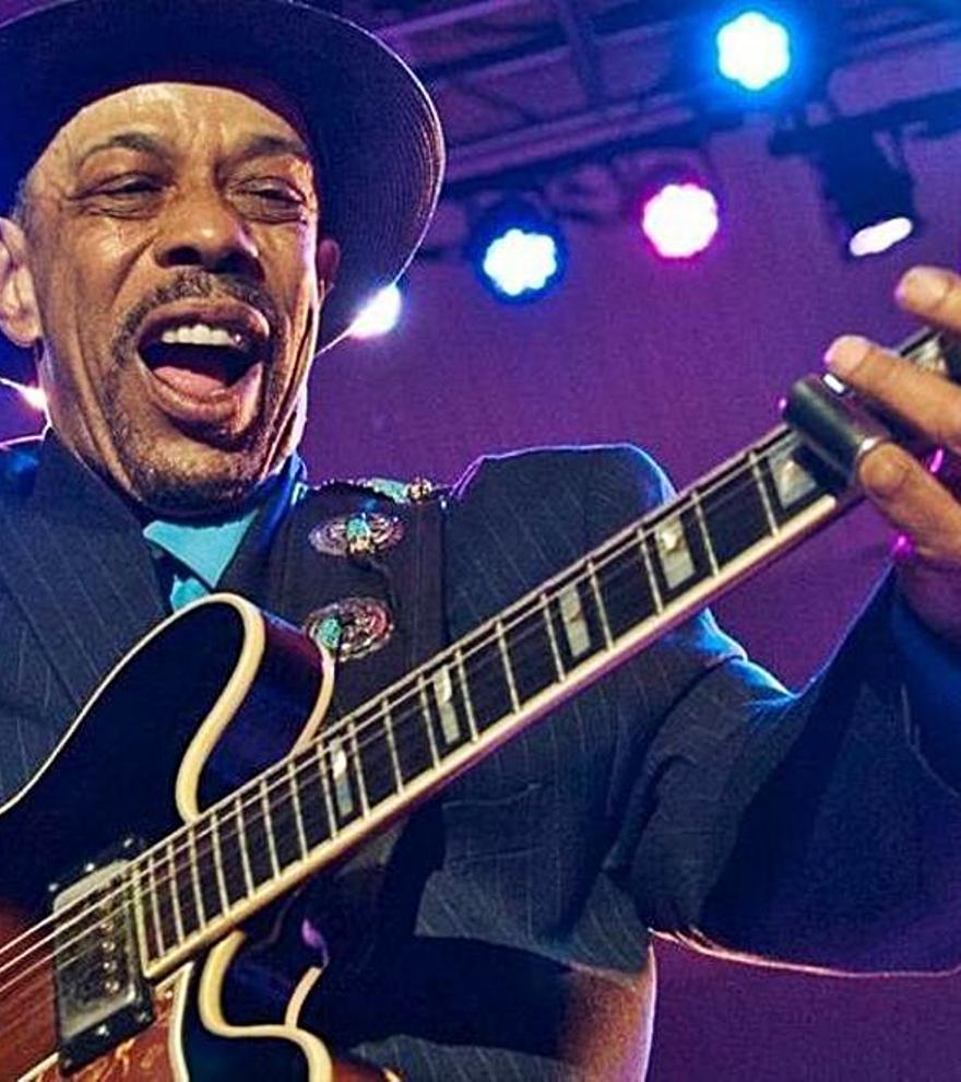 John Primer y Keith Dunn, puro blues de Chicago