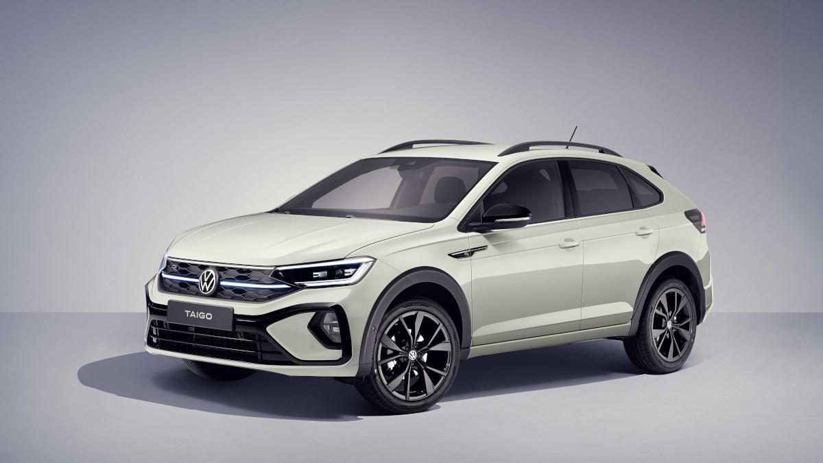 Nuevo Taigo 2021, el primer SUV Coupé de Volkswagen