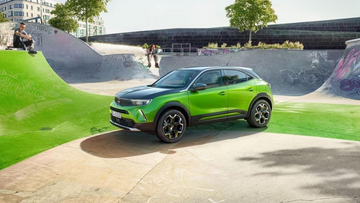 El nuevo Opel Mokka 2021 llega con la versión 100% eléctrica Mokka-e