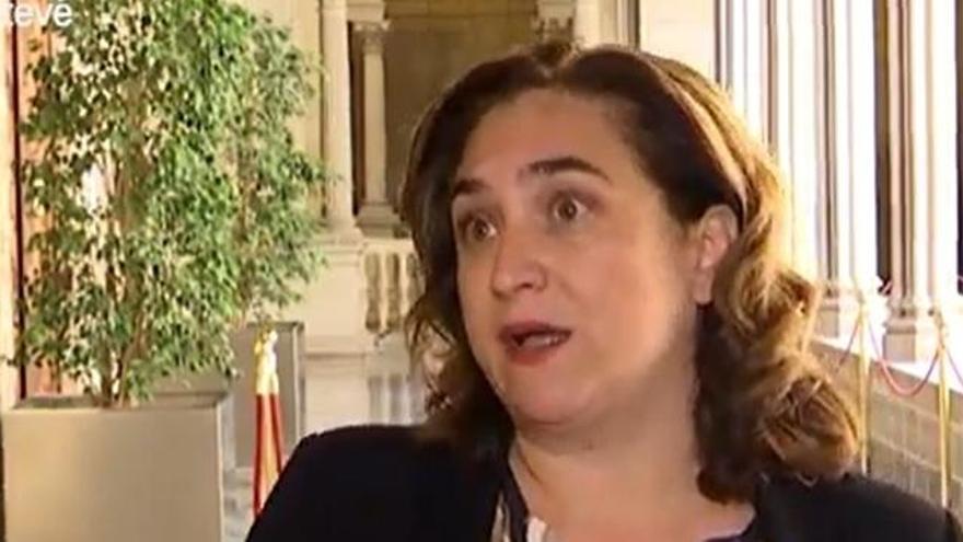 Colau critica a la Generalitat y pide la fase 3 para Barcelona
