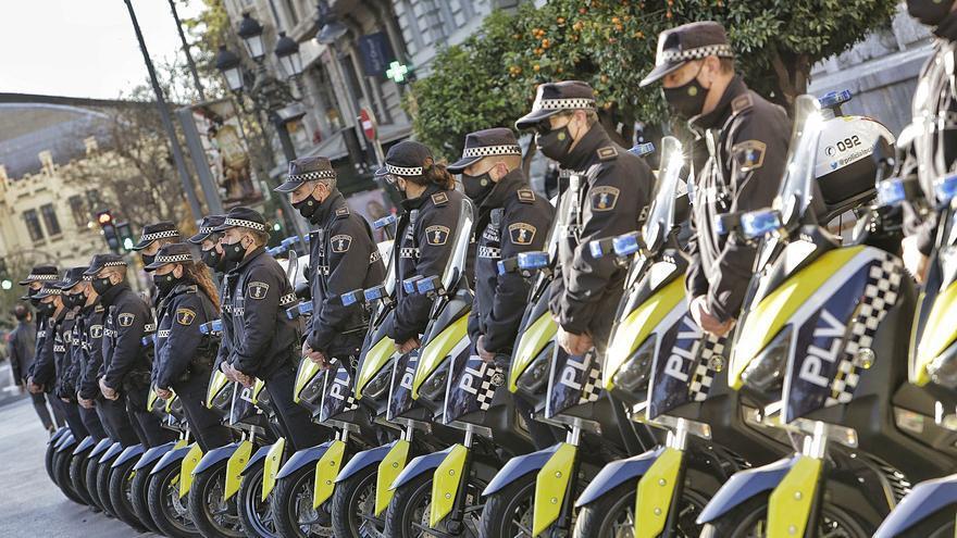 La Policía reforzará el servicio de barrios y el grupo Gama