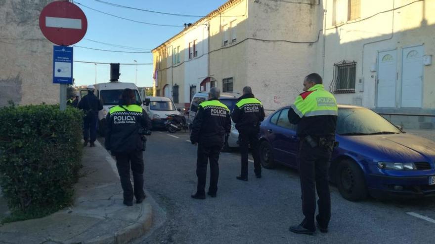 El frau elèctric torna a ser protagonista al barri de Sant Joan de Figueres