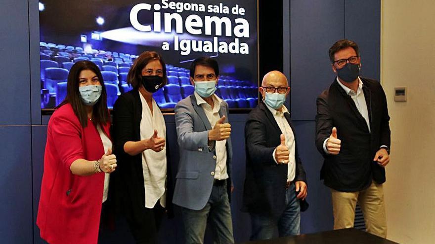 Igualada tindrà una segona sala de cinema a l'Ateneu
