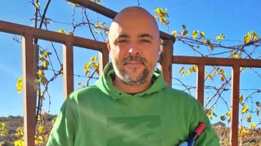 Un vino tinto de Miguel Concepción, galardonado como el mejor de Canarias