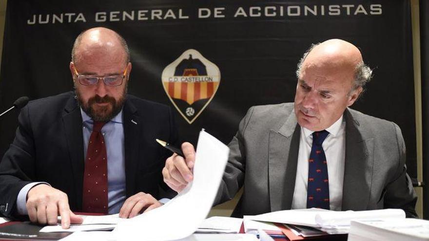 El exsecretario del consejo del Castellón, Cano-Coloma, citado como testigo en el 'caso Cruz'