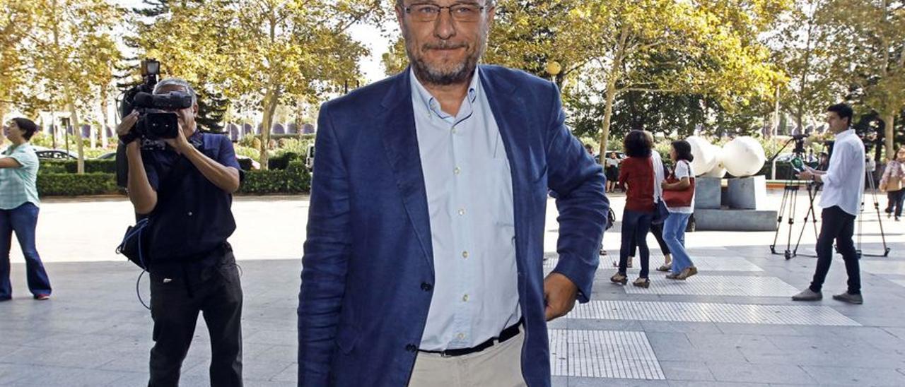 El subdelegado del Gobierno Rafael Rubio, en una imagen de archivo.