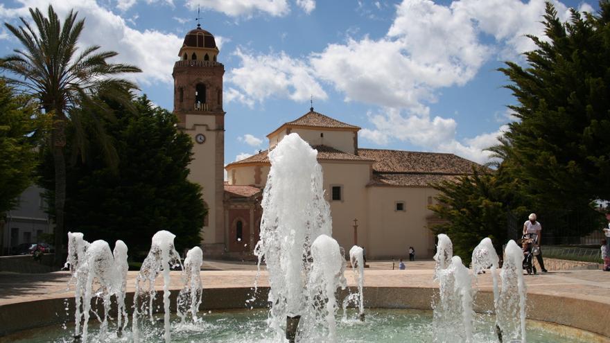 Advierten en Lorca de temperaturas de casi 40 grados
