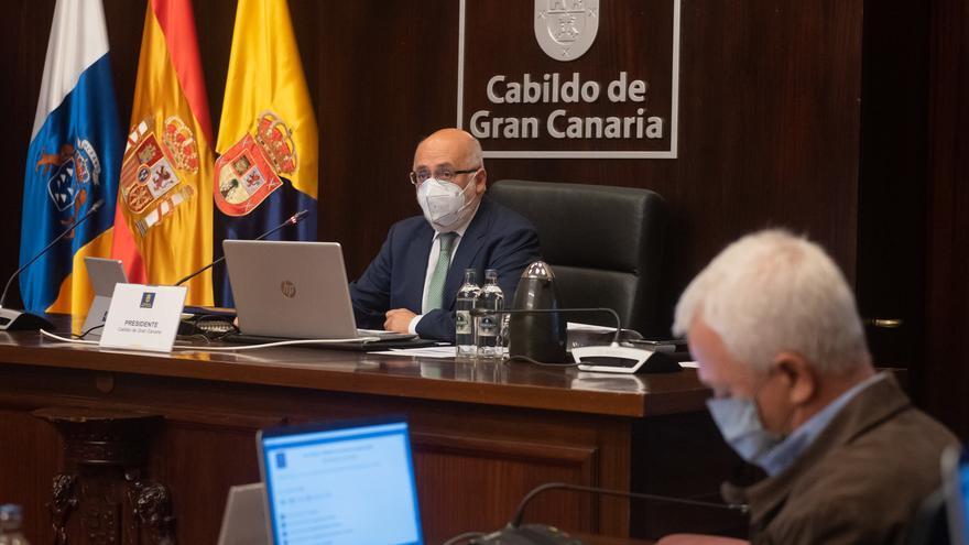 El Cabildo invierte 5,6 millones en 17 proyectos municipales