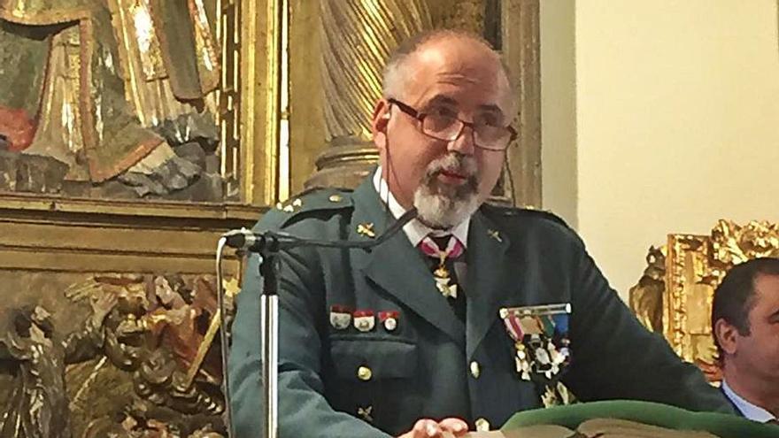Valentín Escobar se hará cargo de la Capitanía de Avilés en tres semanas