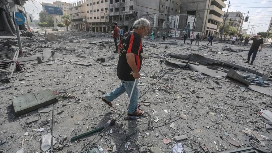 Gaza se enfrenta a la nada una vez más