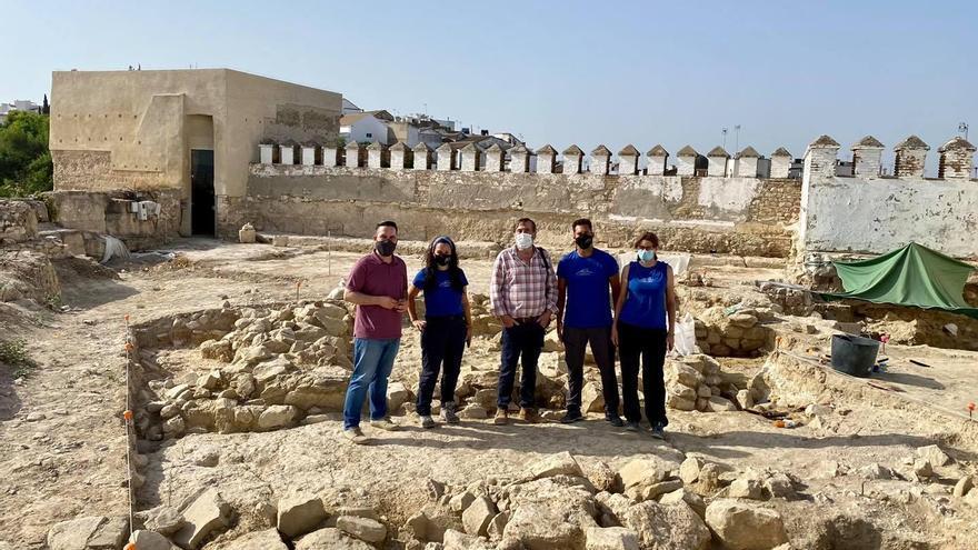 Santaella  programa dos visitas guiadas al Campus Arqueológico