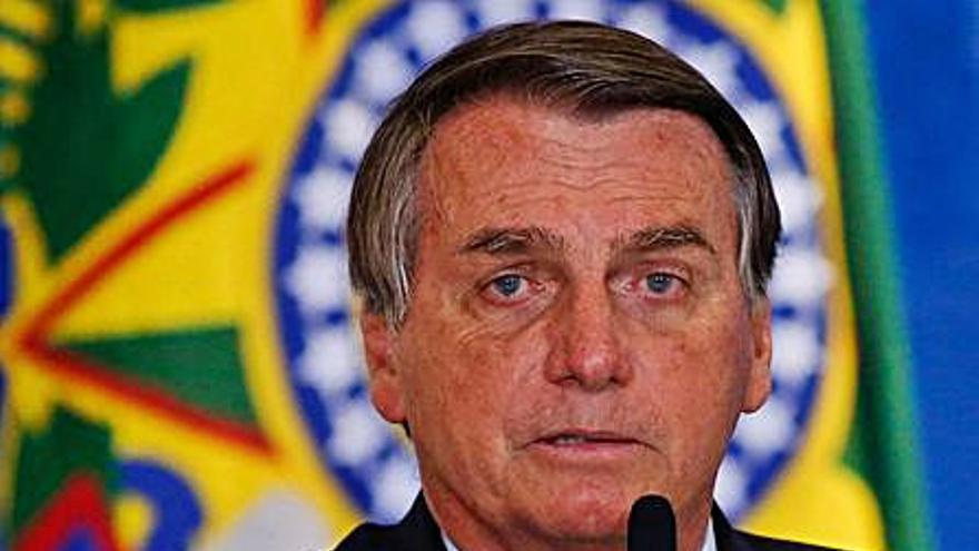 Jair Bolsonaro amenaça amb suspendre les eleccions brasileres al més pur estil Donald Trump