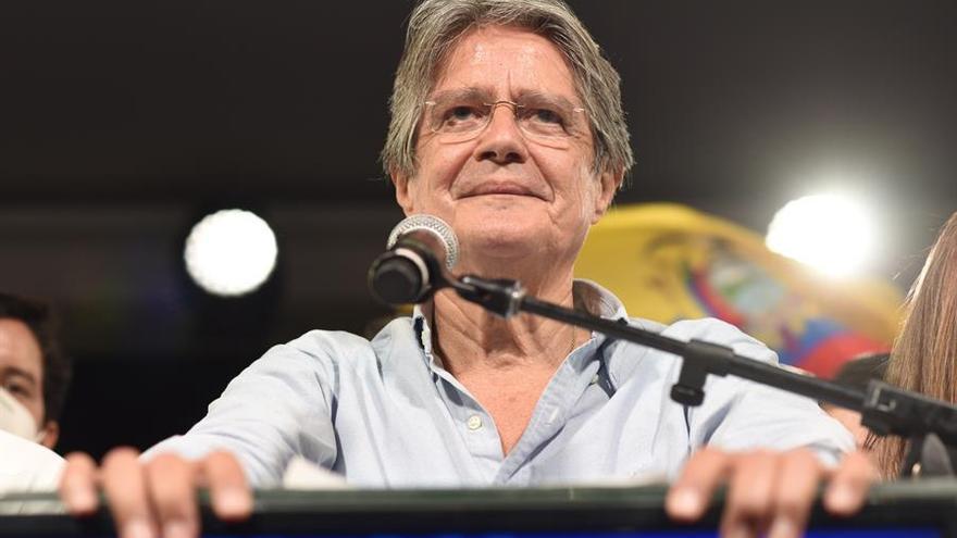 El exbanquero Guillermo Lasso será el próximo presidente de Ecuador