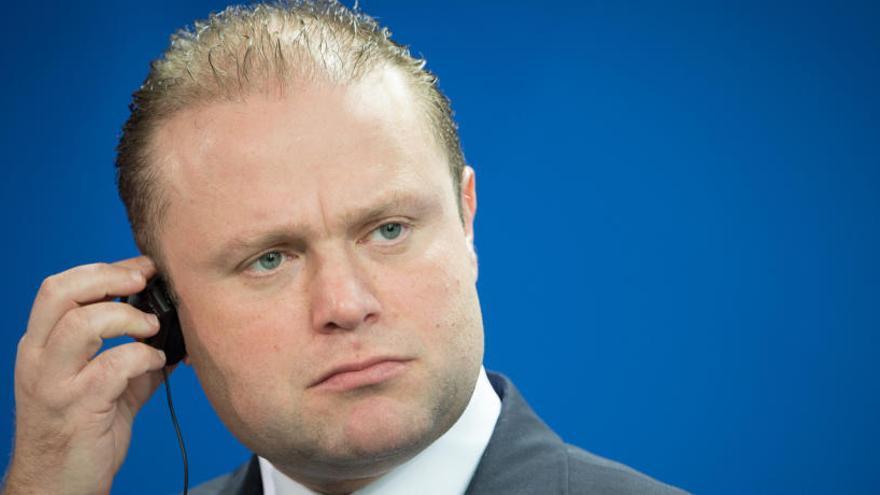 El primer ministro maltés anuncia su dimisión