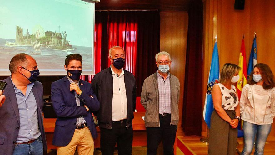 Los atractivos turísticos del Mar de Santiago se lanzan a través de la red