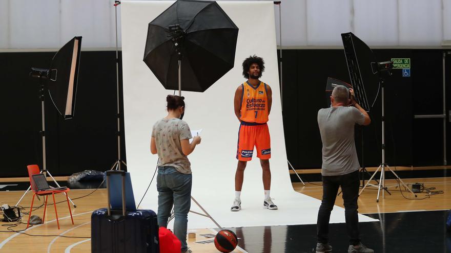 Vídeo: Así fue el Media Day del Valencia Basket
